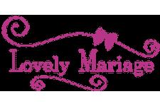 logo lovely mariage